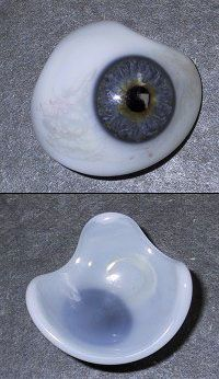 Een omschrijving op Wikipedia van een Oogprothese