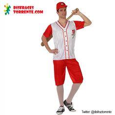 Disfraz de jugador de Béisbol.