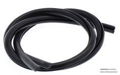 Tondino gomma. Rubber round wire. #CentroAccessori