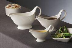Porcelain Gravy Boats