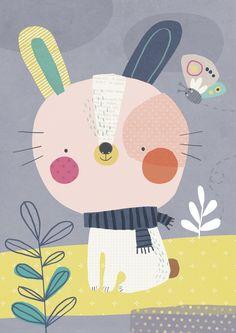 Book Poster Design Kids Ideas For 2019 Illustration Mignonne, Children's Book Illustration, Character Illustration, Illustration Children, Art Mignon, Baby Art, Kids Prints, Illustrations And Posters, Nursery Art