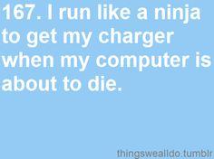or my phone lol