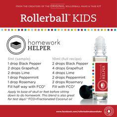Rollerball Kids - Homework Helper