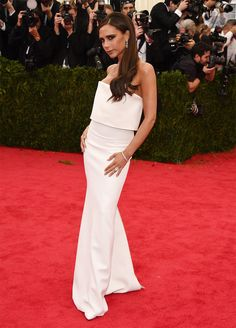 Victoria Beckham | All The Pretty Dresses From The 2014 Met Ball