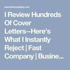 Cover letter are very important and people dont take them seriously which costs them jobs sometimes Cover Letter Tips, Writing A Cover Letter, Cover Letter For Resume, Cover Letter Template, Nursing Cover Letter, Resume Cover Letter Examples, Cover Letter Format, Best Cover Letter, Job Interview Tips