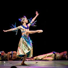 Daria Günter, Indian Dance from Le Bayadere,  Estonian National Ballet by Jack Devant on 500px