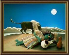 1000 images about art parody henri rousseau on pinterest