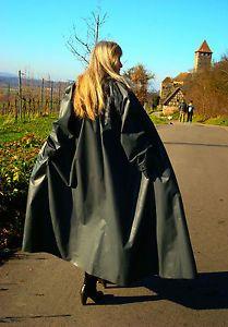 Kleppermantel-Klepper-Gummi-Rubber-Raincoat-Regenmantel-Superrillo-Rubbercoat