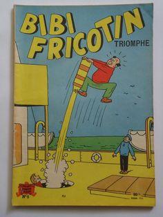 BIBI FRICOTIN  n° 5  BIBI TRIOMPHE