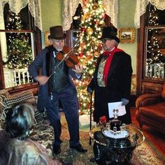 Victorian Dickens Themed Tour of Savannah for the holidays…such a great way to learn about the history here AND the Jingle Bells story too.