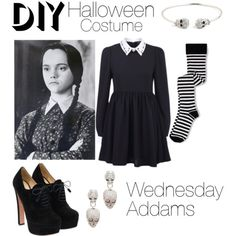 Wednesday Costume