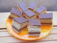 Hungarian Cake, Hungarian Recipes, Hungarian Food, Cake Recipes, Cheesecake, Deserts, Food And Drink, Cooking Recipes, Yummy Food