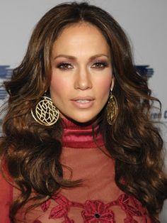 Jennifer Lopez's perfect waves