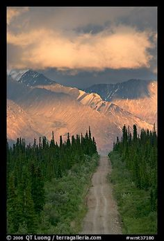 Wrangell-St Elias National Park, Alaska