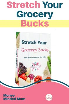 If you are looking to save time in the kitchen and save money on groceries, then you are going to want to check out the Stretch Your Grocery Budget Binder. The grocery budget planner was intentionally designed to help you make the most of your time and money by focusing on key aspects that trip us up. The binder has meal plan that you can use for a family of one, two, four or ten and for a weekly and monthly planning. Groceries Budget, Save Money On Groceries, Ways To Save Money, Budget Binder, Budget Planner, Frugal Meals, Budget Meals, Save On Foods, Budget Meal Planning