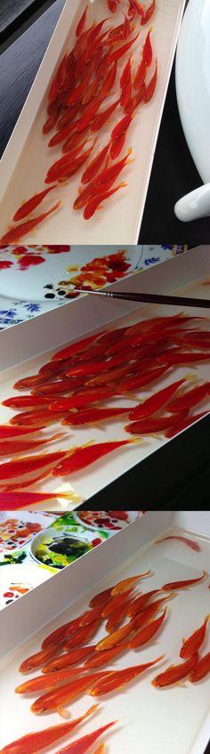 不說你一定不相信這是用畫的-Keng Lye 3D樹脂畫作 | ㄇㄞˋ點子靈感創意誌