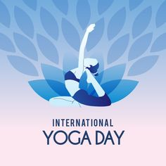 This International Day of Yoga, give your body, mind and soul a good stretch. Let's celebrate the International Day of Yoga! Health And Fitness Tips, Fitness Diet, Yoga Fitness, World Yoga Day, Happy International Yoga Day, Happy Soul, Catering Services, Creative Posters, Stay In Shape