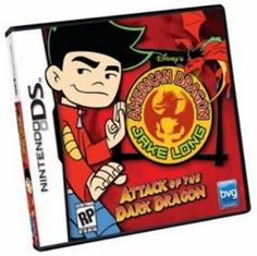 American Dragon Jake Long: Attack of the Dark Dragon for Nintendo DS