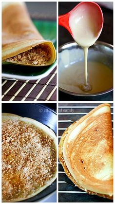 Apam Balik (Peanut Pancakes) 3 | Malaysian Recipes