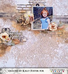 Layout by Kelly Foster