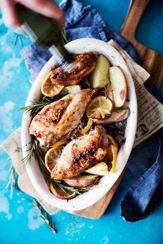 Broilerin rintaleikkeet Italian tyyliin Satu, Winter Treats, My Cookbook, Food Photo, Chicken Wings, Great Recipes, Cooking, Ethnic Recipes, Photos