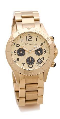 Rock Chronograph Watch