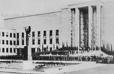 Inaugurazione della città universitaria Anno: 1935