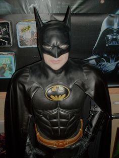 BATMAN  costume armor READY FOR HALLOWEEN !!  PRICE REDUCED !!