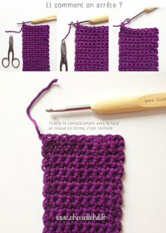 Les 106 Meilleures Images Du Tableau Crochet Sur Pinterest Crochet