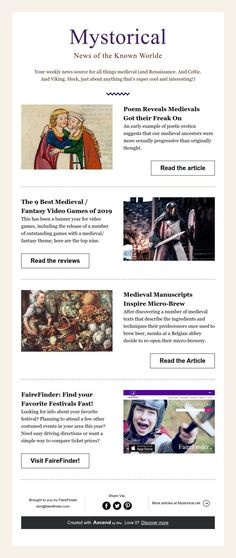 Your weekly news source for all things medieval (and Renaissance. News Source, Renaissance, Celtic, Brides, Poems, Thoughts, Cool Stuff, Poetry, Wedding Bride
