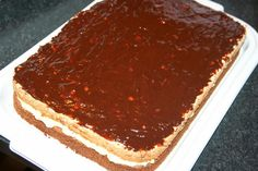 Prajitura Fantastica | MiremircMiremirc Tiramisu, Caramel, Cheesecake, Food And Drink, Gluten, Sweets, Ethnic Recipes, Desserts, Bun Bun
