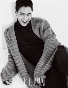 Go Kyung Pyo of Jealousy Incarnate slays in photo spread for Elle Korea