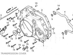 Honda CX500 Wiring-Diagram