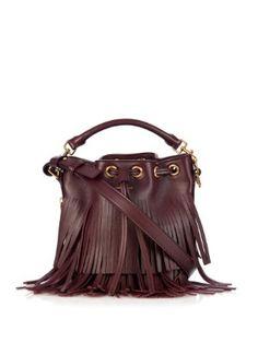 Emmanuelle small leather cross-body bag   Saint Laurent   MATCHESFASHION.COM US