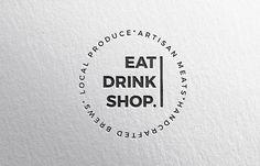 Custom premade typographic logo branding ++ personal restaurant bar brewery cafe…