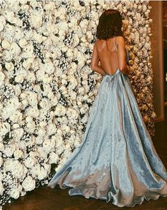 2017 New Arrival Quinceanera Dresses Ball Gowns Blue Prom Dresses Sweet 16 Dress With Backless Sexy Gown For Teens · meetdresse · Online Store Powered by Storenvy Pretty Quinceanera Dresses, V Neck Prom Dresses, Prom Dresses 2017, Ball Gowns Prom, Formal Evening Dresses, Ball Dresses, Elegant Dresses, Sexy Dresses, Evening Gowns