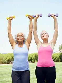 Exercises for older folks.11 Great Exercises Anyone Can Do  These easy exercise routines will help you get over your fitness rut — and they'll improve your strength, flexibility, and endurance.