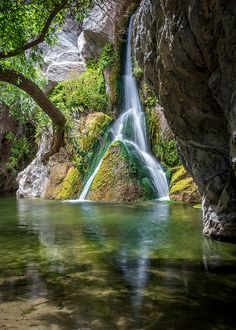 Darwin Falls, Death Valley, California. This will be my first adventure of the summer in just three short weeks!