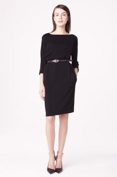 M.M. LAFLEUR Great work dresses