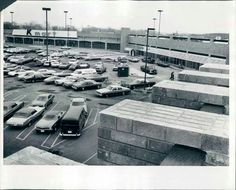 Brickyard Mall...back in the day...