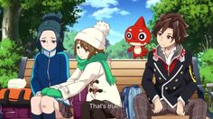 Monster Strike Episode 11 English Subbed