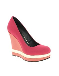 ASOS PANDORA Wedges