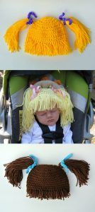 Funny Baby Hat
