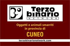 Oggetti e animali smarriti in provincia di Cuneo