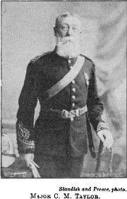 Major Colin Mckenzie Taylor | NZETC