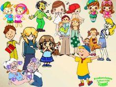 ▶ Canción Infantil Mi familia - YouTube