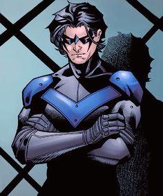 Nightwing Arkham Unhinged
