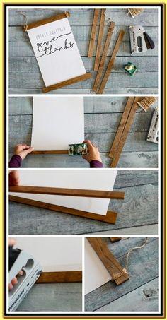 Diy Craft Projects, Diy Crafts For Kids, Garden Projects, Diy Wall Art, Diy Wall Decor, Bee Crafts, Wood Crafts, Decor Crafts, Paper Crafts