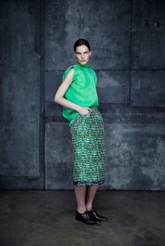 Ter et Bantine Resort 2015 - Collection - Gallery - Look 19 - Style.com