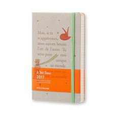 12-Month Limited Edition Petit Prince Daily 2017 Planner - Large   Moleskine Store - Moleskine